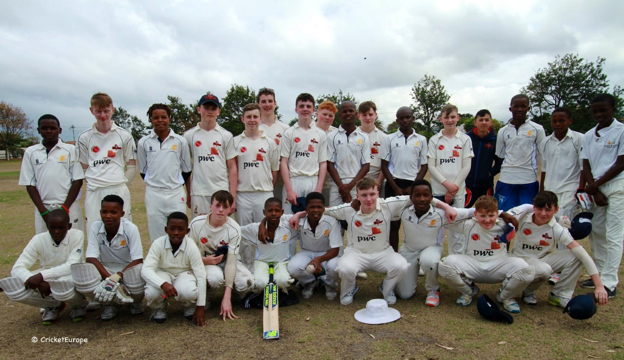 NCU Under 15's and The Gary Kirsten Foundation