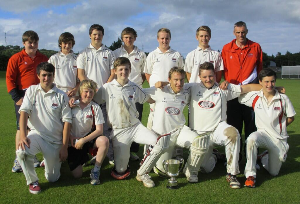 Colts Cup Winners 2013 - Waringstown