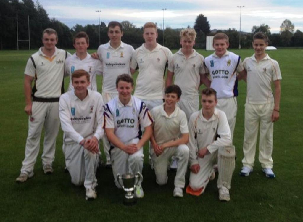 Colts Cup Winners 2014 - Instonians