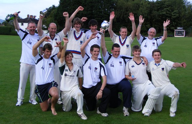 CSNI II - Intermediate Cup Winners 2011