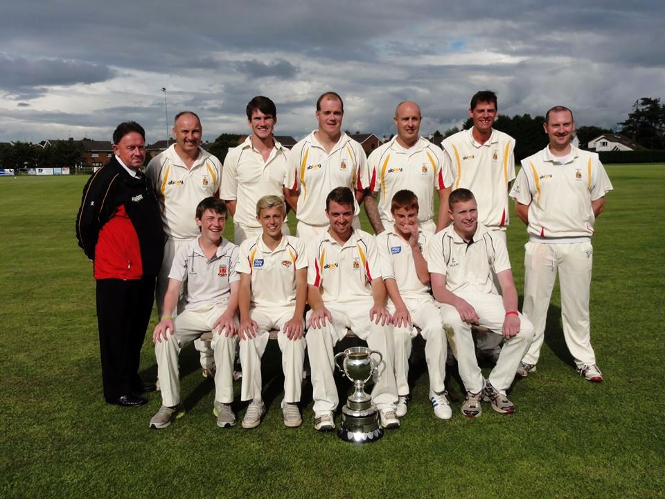 Intermediate Cup Winners 2013 - Lurgan II