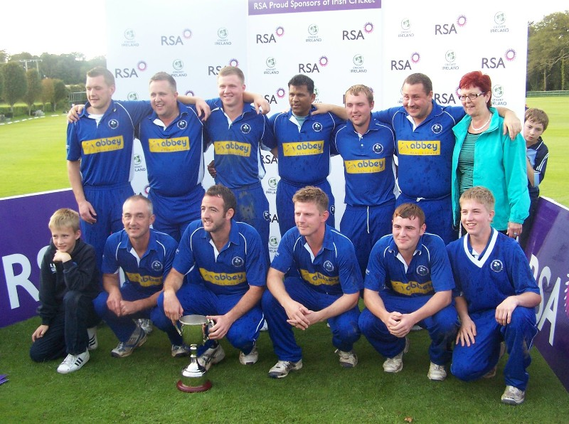 Muckamore CC - Winners of the RSA National Cup