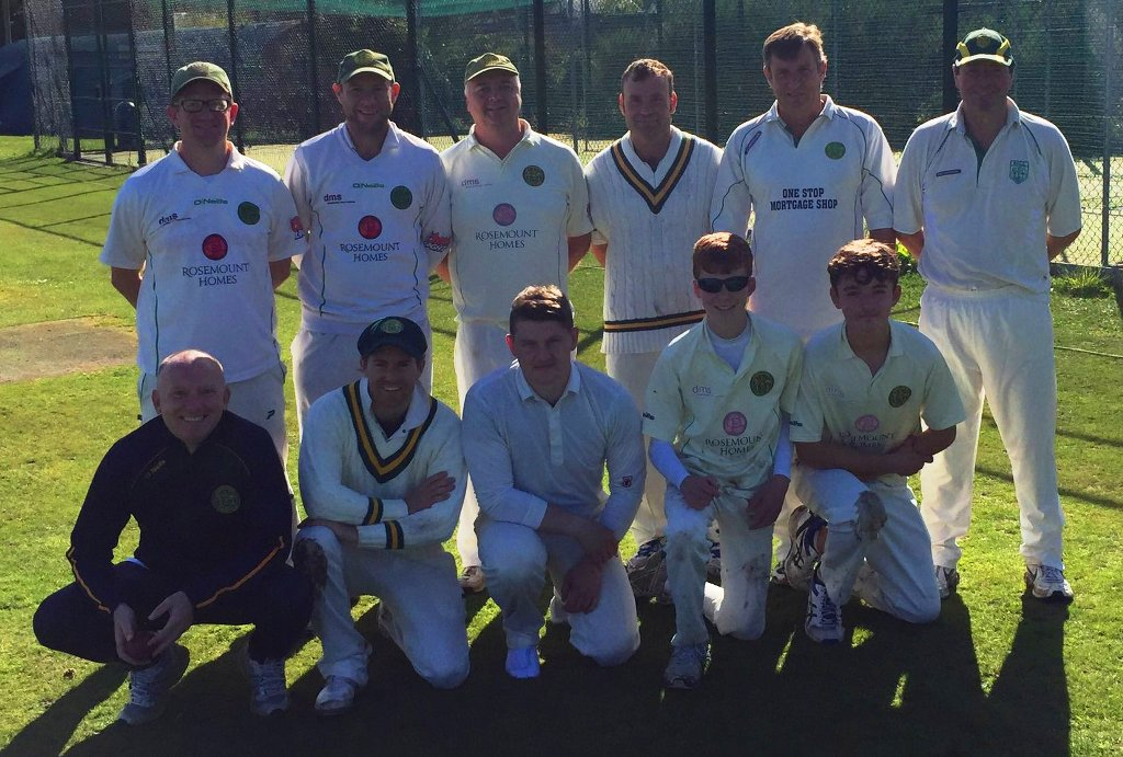 Junior League 5 Winners - North Down 3rds