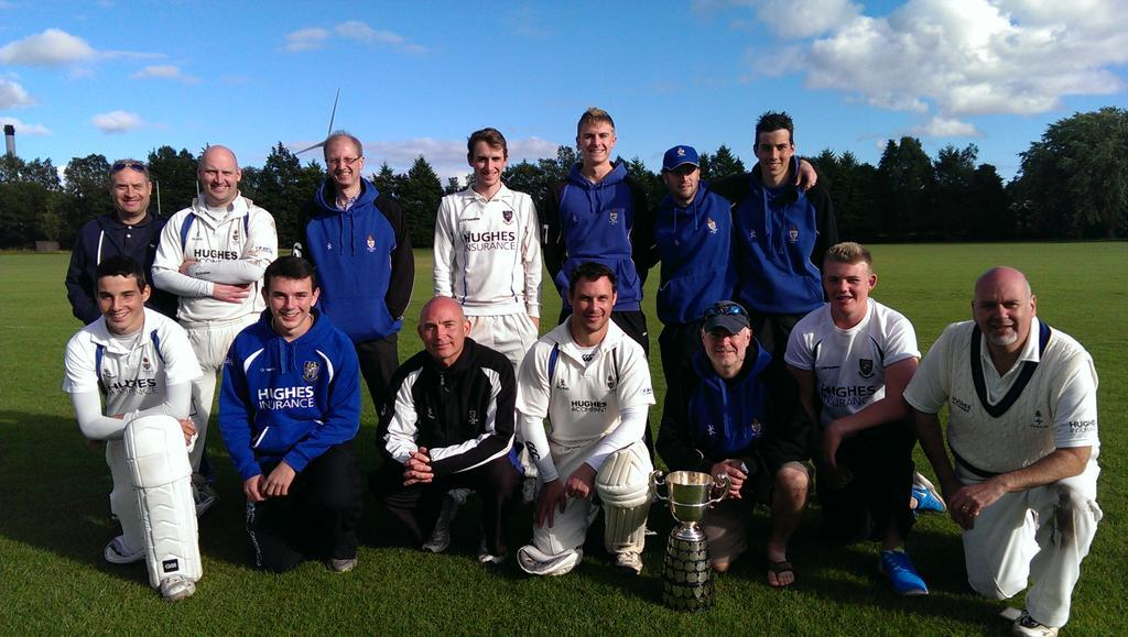 Minor (Lindsay) Cup Winners 2014 - CIYMS III