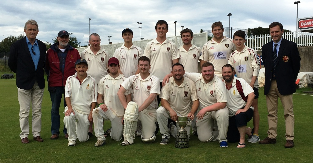 Minor (Lindsay) Cup Winners 2016 - Academy III