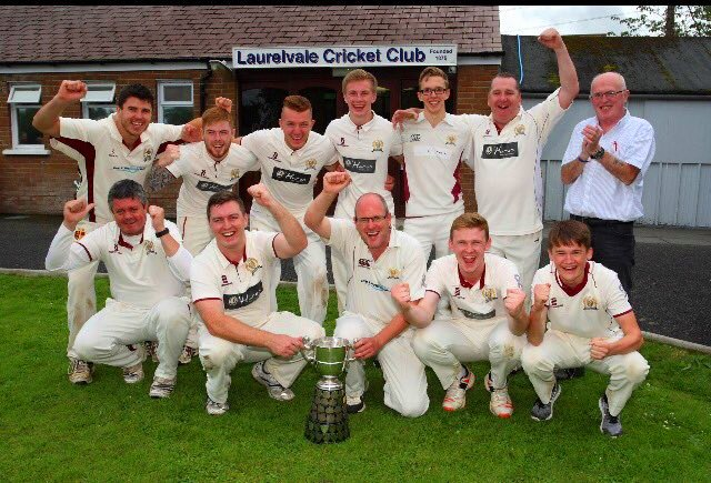 Minor (Lindsay) Cup Winners 2017 - Laurelvale 2nds
