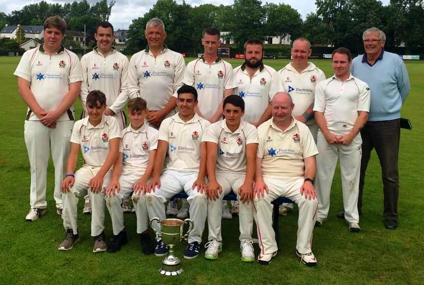 Minor Qualifying Cup 2017 Winners - Donacloney Mill III