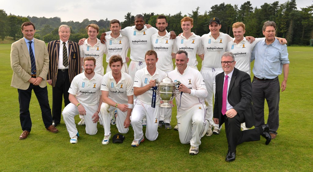 Winners of Premier League 2014 - Instonians