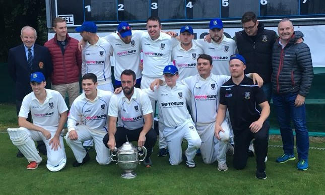 Robinson Services Premier League Winners 2019 - CIYMS CC
