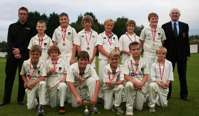 CSNI Quoile Cup winners ©John Boomer/CricketEurope