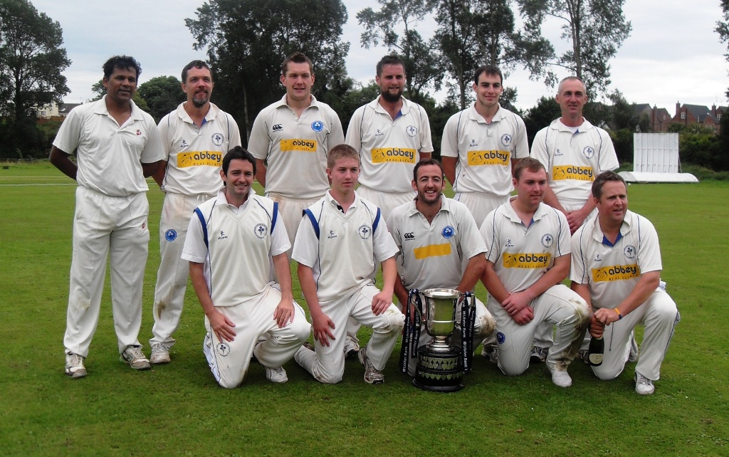 NCU Section 1 Winners 2013 - Muckamore CC
