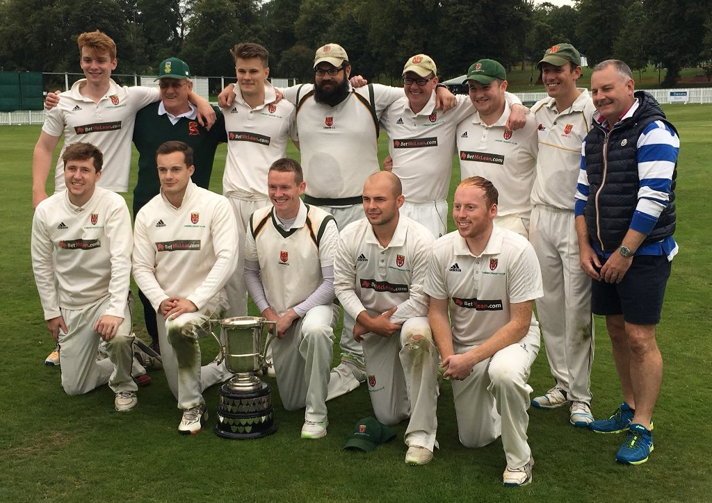 Robinson Services Section 1 Winners 2018 - Lisburn CC