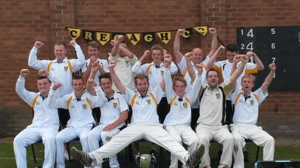 NCU Section 3 Winners 2014 - Cregagh