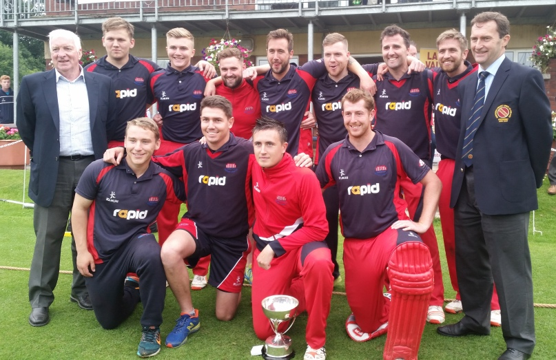 Lagan Valley Steels Twenty20 Cup Winners 2016 - Waringstown
