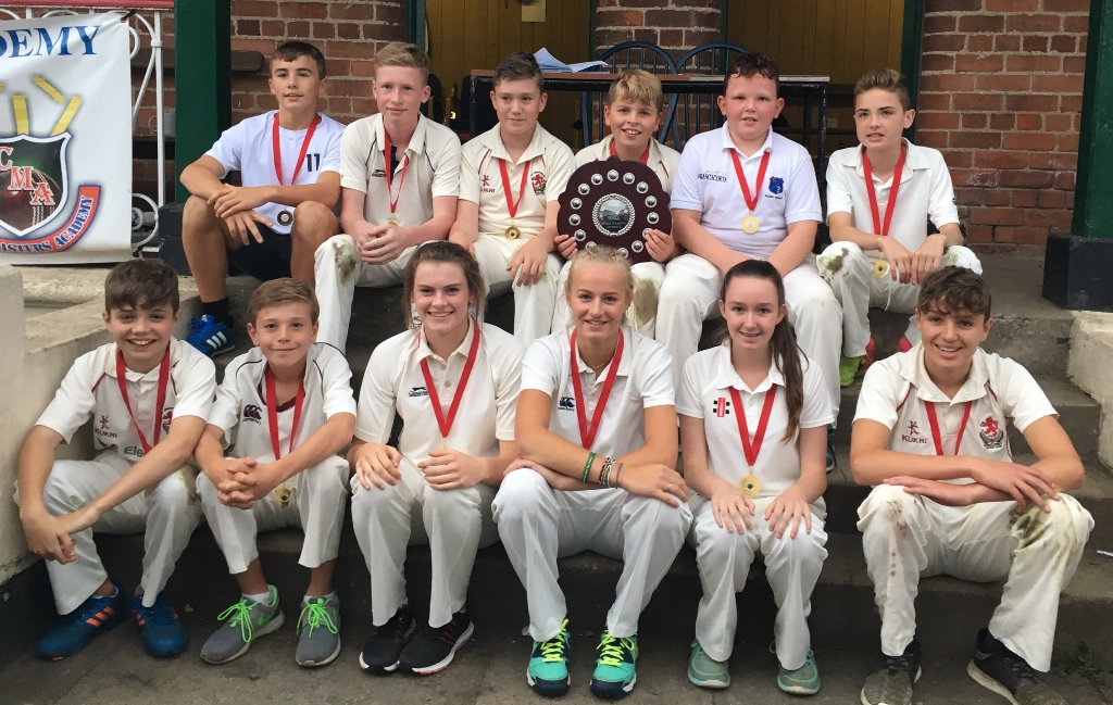 Under 13 League Division 2 2017 Winners - Donacloney Mill