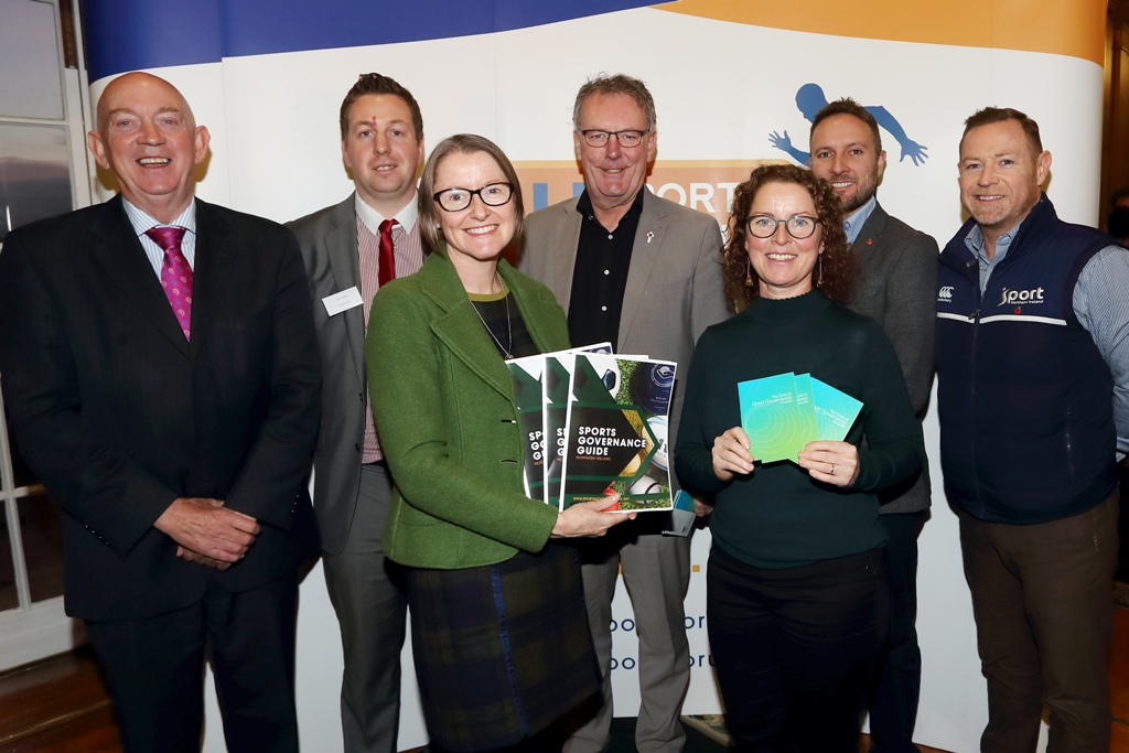 Sports Governance Guide Launched