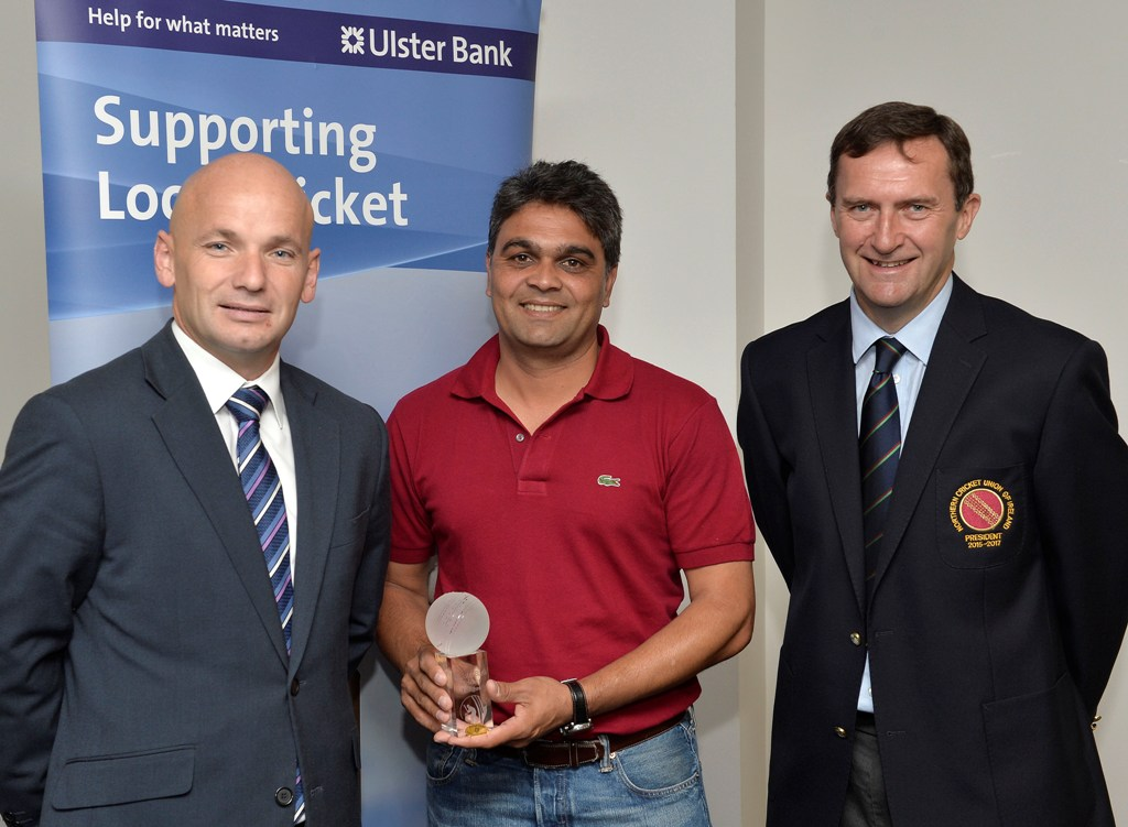 PEye Ulster Bank Awards - 27.06.2016 - Niranjan Godbole