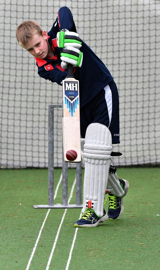NCU Andrew White Cricket Academy - Archie Johnston